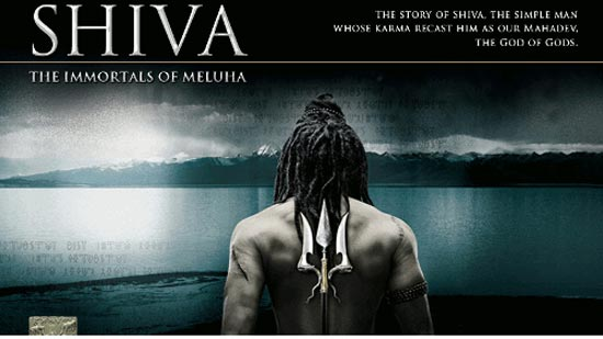 The Immortals of Meluha, the book that started it all