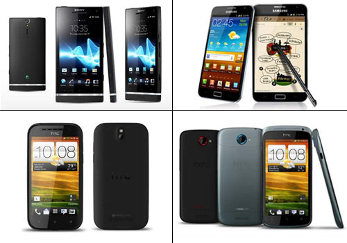 Top Android smartphones between Rs 20k-30k