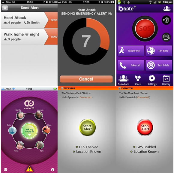 Four must-have smartphone apps for women