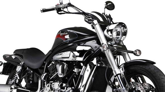 PICS: Hyosung GV650 Aquila Pro in India for Rs 5 lakh