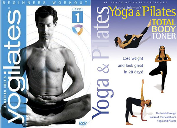 Yogilates or Yogalates is a fusion of Yoga and Pilates, developed by Louise Solomon