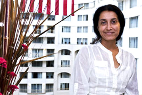 Shaheen Mistry, CEO, Teach for India