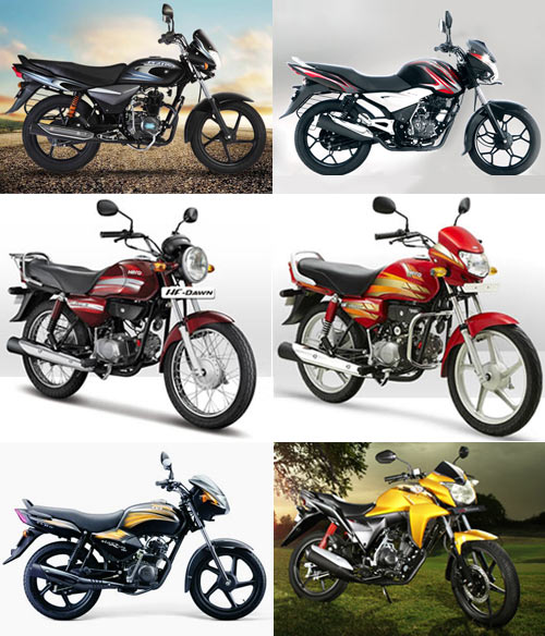 India's most fuel-efficient bikes of 2013
