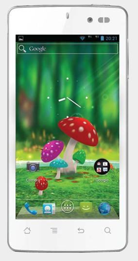 Karbonn Smart 1 Titanium