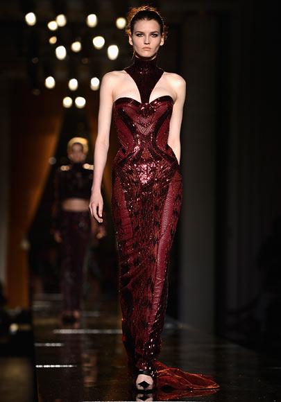 A Versace creation