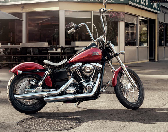 PHOTOS: Harley-Davidson's Street Bob is here!