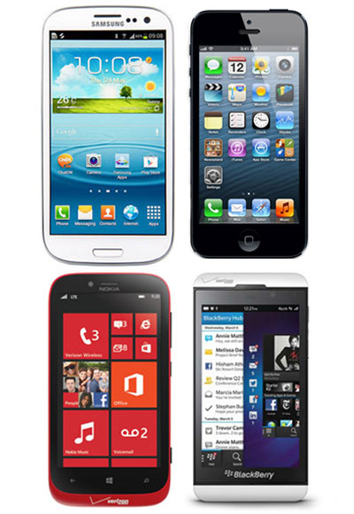 OS wars: Android clubs the life out of Windows, iOS and BB10!