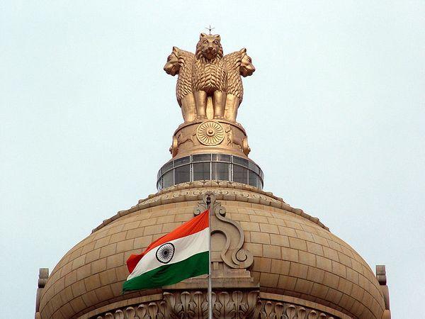 Vidhan Soudha, Bengaluru's best-known landmark