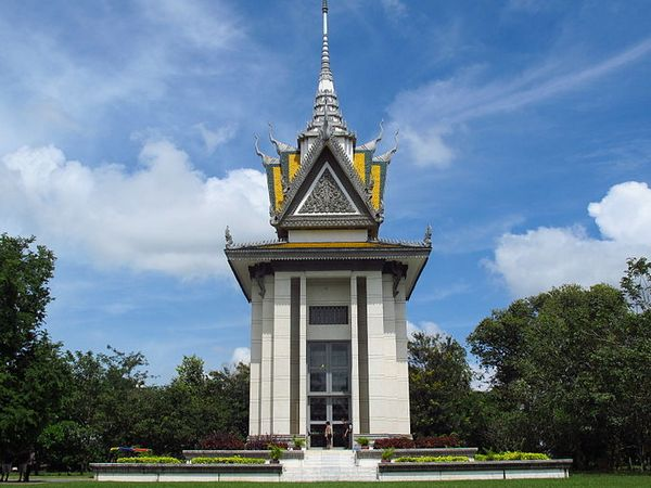 The Killing Fields (Choeung Ek), Phnom Penh, Cambodia
