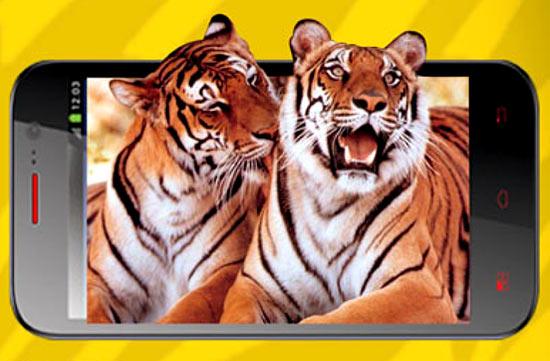 Swingtel TigerPad.