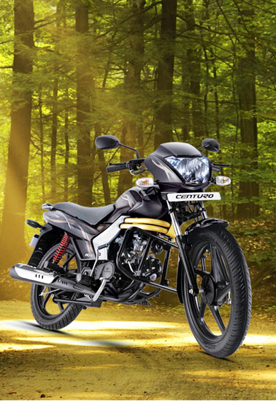 Test Ride: Mahindra Centuro