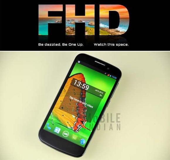 Top smartphones with FULL HD display