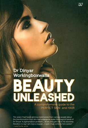 Cover of Beauty Unleashed, published by Westland Ltd