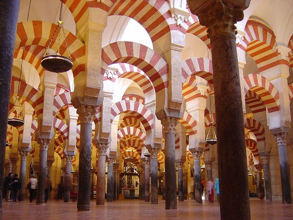Cordoba: Great Cathedral and Mosque, Spain
