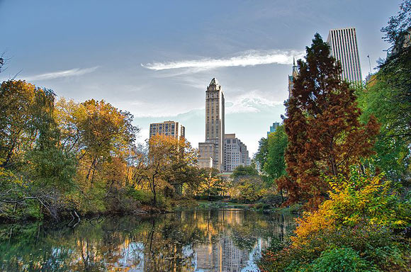 Central Park, New York City, New York