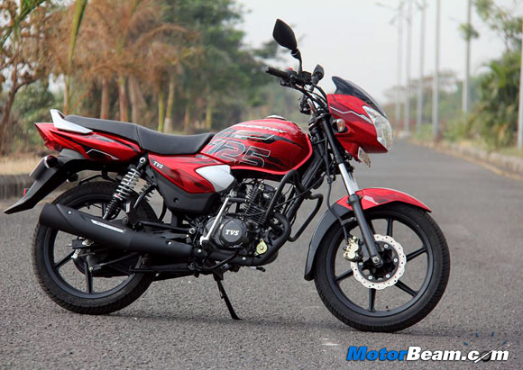 BIKE REVIEW: TVS Phoenix 125