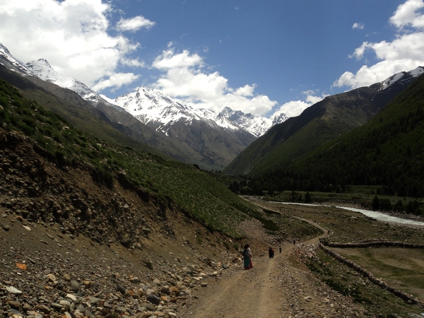 PHOTOS: India's snow-capped terrains
