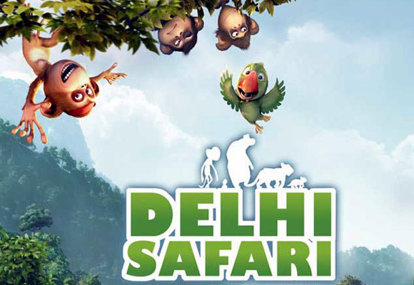 Delhi Safari (2012) was the last 3-D animation movie produced in India