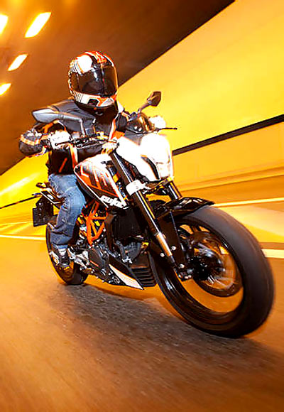 Biking: The Bajaj-KTM Alliance is a win-win