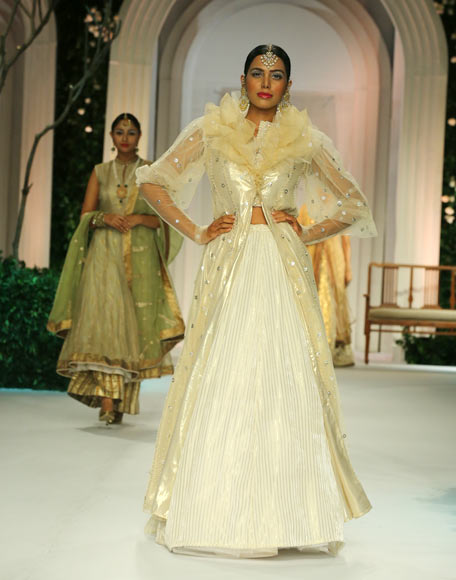 A Meera Muzaffar Ali creation