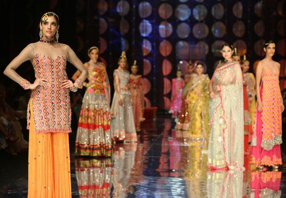 Rina Dhaka creations