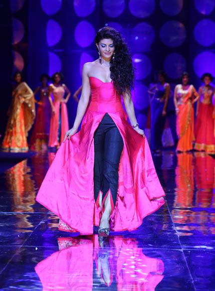 Jacqueline Fernandez for Jyotsana Tiwari