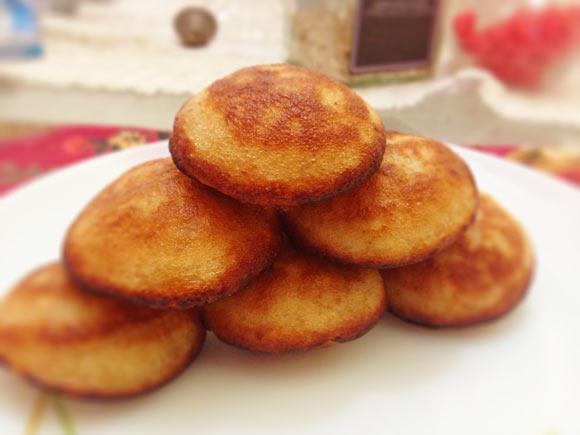 Sweet Kuzhi Paniyaram
