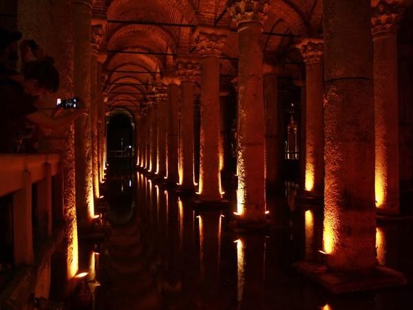 The Basillica Cisterns