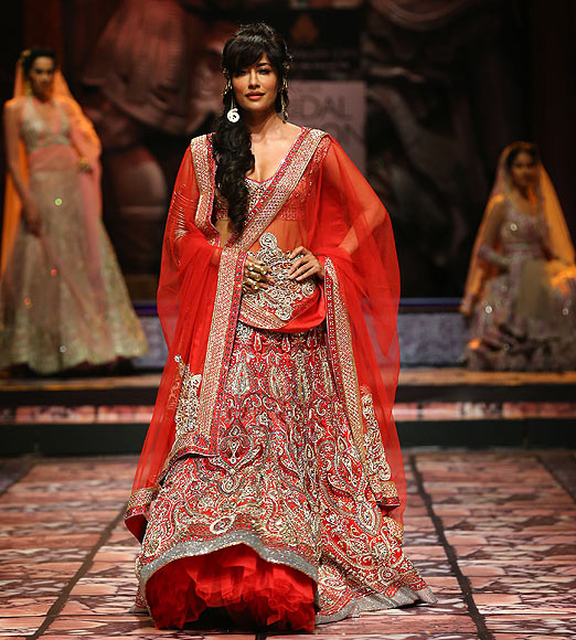 Chitrangda Singh for Suneet Varma
