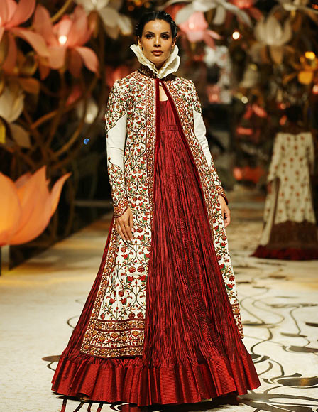 Deepti Gujral for Rohit Bal