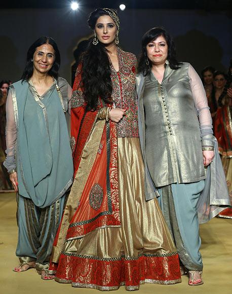 Ashima Leena and Nargis Fakhri