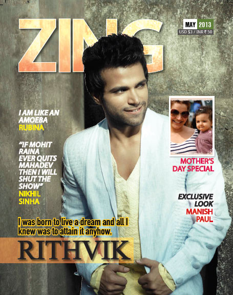 How Rithvik Dhanjani dropped from 113 to 77 kilos