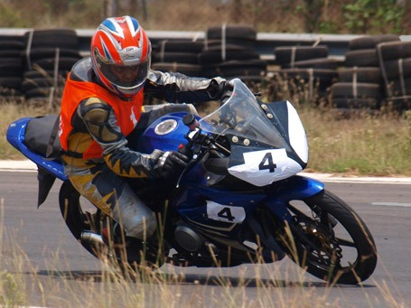 Chithra never looked back after a drag-racing event in Bengaluru that she won.