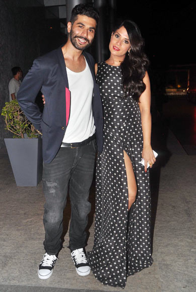 Richa Chadda and Kunal Rawal