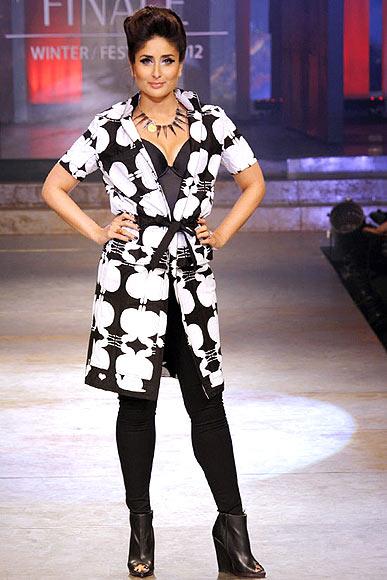 Kareena Kapoor in Kallol Datta