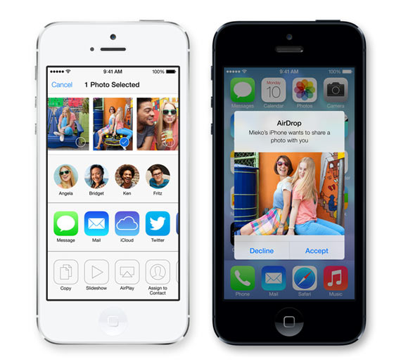 iOS 7: Top 10 New Features
