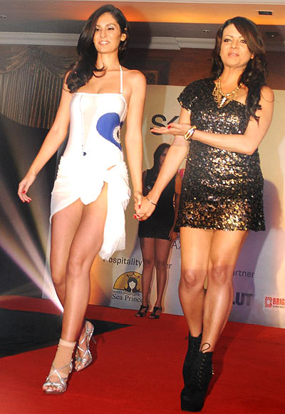 Bruna Abdullah and Ambika Sanjana