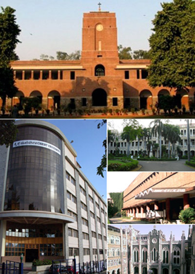 India's best science colleges 2013
