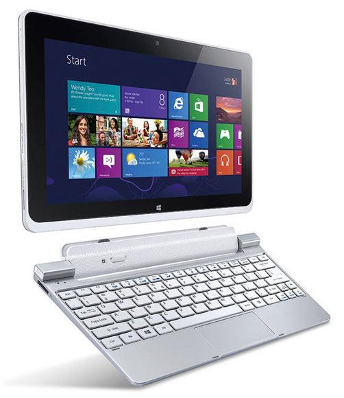 Acer W510 Tablet