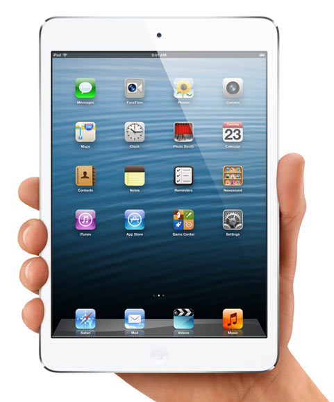 Apple iPad Mini 64 GB with Wi-Fi and 3G