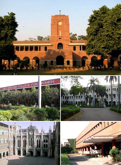 India's BEST arts colleges 2013