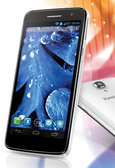 Panasonic P51 is no match for Samsung Galaxy S III
