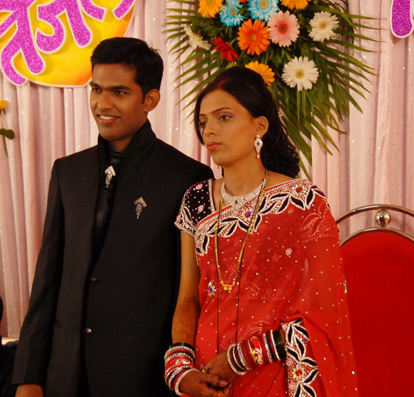 Hitesh and Tejal Vartak