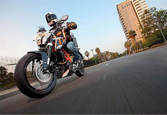 Bajaj KTM Duke 390