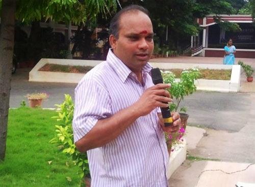 Professor Alagu Perumal Ramasamy