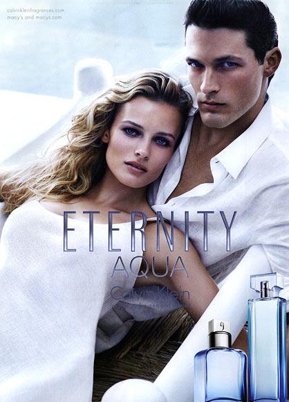Calvin Klein Eternity Aqua for men and women