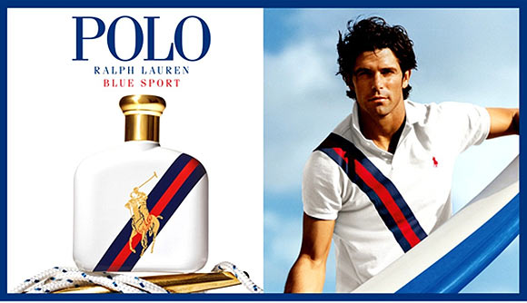 Ralph Lauren Polo Blue Sport for men