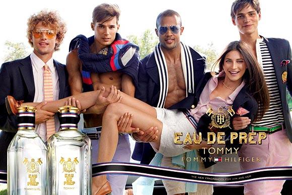 Tommy Hilfiger Eau De Prep Tommy for men and Eau De Prep Tommy Girl for women