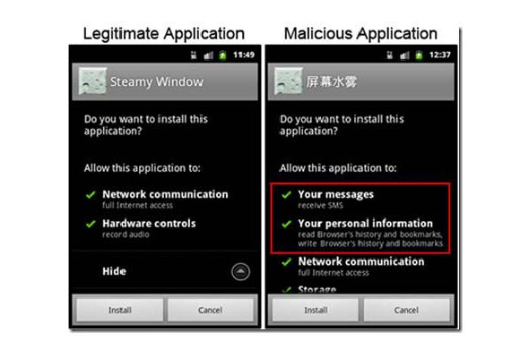 Top 5 common smartphone SECURITY mistakes