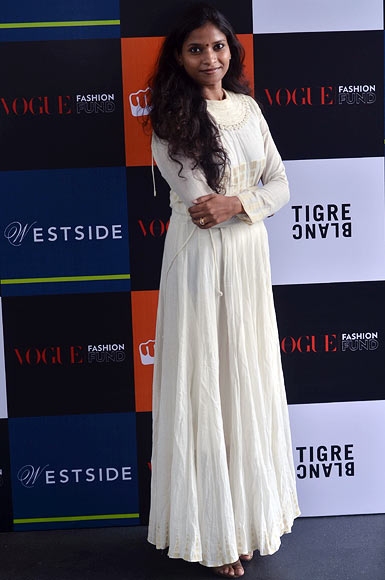Vogue Fashion Fund 2013 semi-finalist Vaishali S